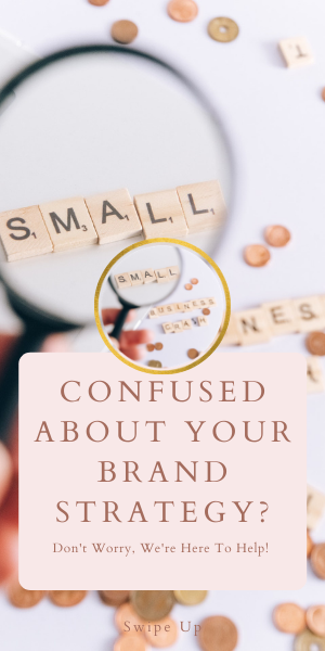 Confused About You Brand Strategy